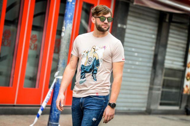 Camisetas de Moda Urbana G-LOW